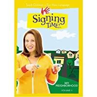 Signing Time Series 1 Vol. 11 - My Neighborhood