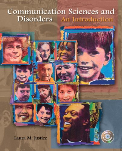 Communication Sciences and Disorders: An Introduction