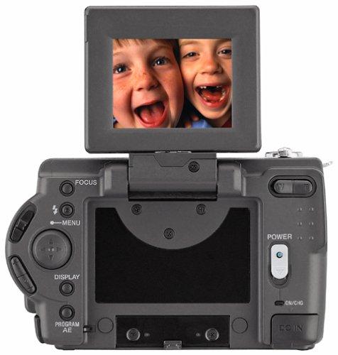Sony Cybershot DSC-S30