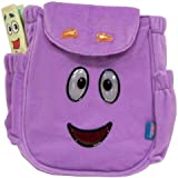 Dora The Explorer Rescue Bag - Purple Mr Backpack plush bag