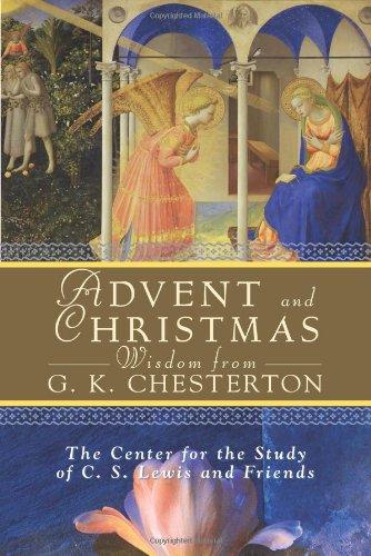Advent Christmas Wisdom Chesterton (Advent and Christmas Wisdom)
