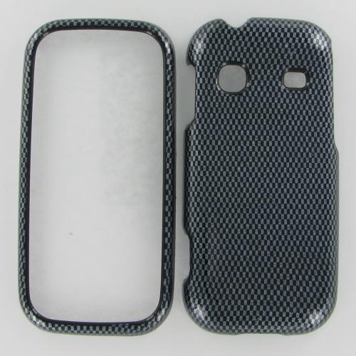Samsung T379 (Gravity TXT) Carbon Fiber Protective Case (Samsung Gravity Txt T379 compare prices)