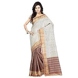 Parinaaz fashion Saree Fabric : Nep Silk Blouse Fabric : Nep Silk