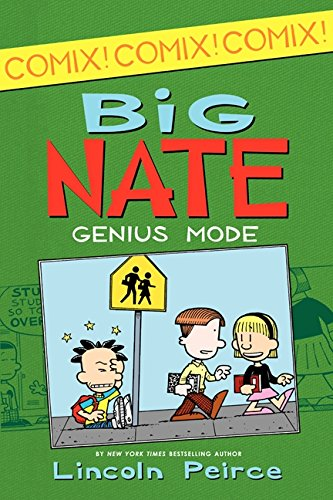 Big Nate: Genius Mode (Big Nate Comix) (Big Nate Game On compare prices)
