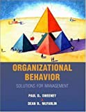 img - for Organizational Behavior: Solutions for Management book / textbook / text book