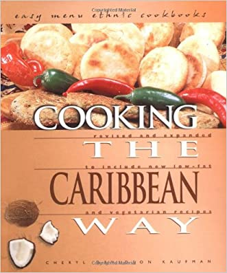 Cooking the Caribbean Way (Easy Menu Ethnic Cookbooks)