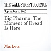 Big Pharma: The Moment of Dread Is Here (       UNABRIDGED) by Charley Grant Narrated by Alexander Quincy