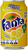 Fanta Citron frappé 6 canettes de 33 cl