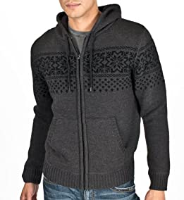 Murray Zip Up Hoodie Sweater