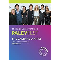The Vampire Diaries: Cast & Creators Live at PALEYFEST
