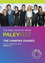 The Vampire Diaries: Cast &#038; Creators Live at PALEYFEST
