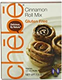 Chebe Bread Cinnamon Roll Mix, Gluten Free, 7.5-Ounce Box (Pack of 8)
