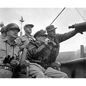 Amazon.com: General Douglas MacArthur Korean War Poster Photo US ...