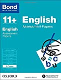Sarah Lindsay Bond 11+: English: Assessment Papers: 6-7 years