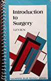 img - for Introduction to Surgery (Saunders Blue Books Series) book / textbook / text book
