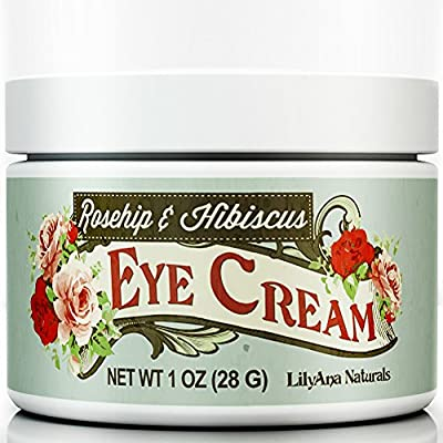 Best Cheap Deal for Eye Cream Moisturizer (1oz) 94% Natural Anti Aging Skin Care by LilyAna Naturals - Free 2 Day Shipping Available