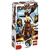 LEGO Lava Dragon Game (3838)