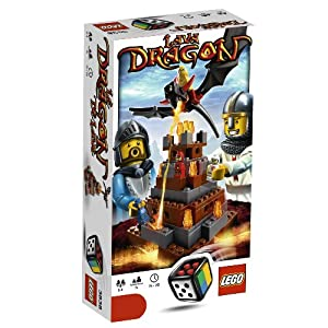 LEGO board game: Lava Dragon!