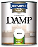 Johnstones Specialty Paint To Cover Damp White 750ml