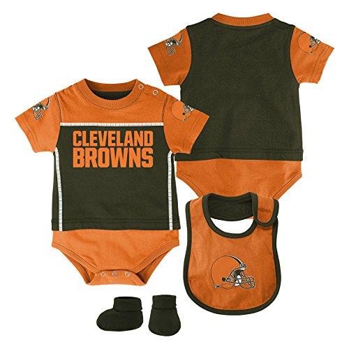 Cleveland Browns Baby esie Price pare