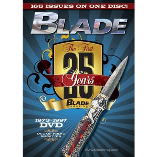 First 25 Years Of Blade Collection: 1973-1997, Dvd