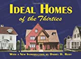 img - for Ideal Homes of the Thirties (Dover Architecture) book / textbook / text book