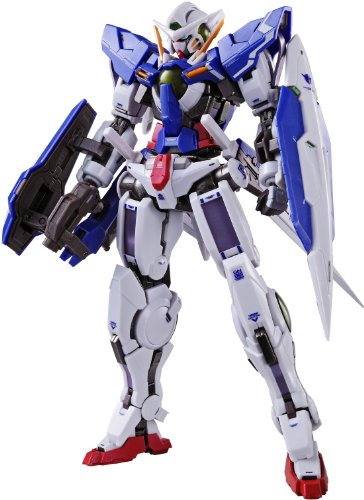 Bandai Tamashii Nations Gundam Exia/Exia Repair III Gundam 00 - Metal Build (japan import)
