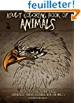Adult Coloring Book of Animals: Relax...