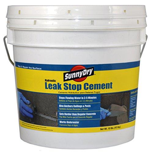 sunnydry-m512-gray-hydraulic-leak-stop-cement-10-lb-pail