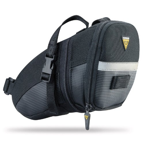 Topeak Aero Wedge Seat Bag, Large front-1006560