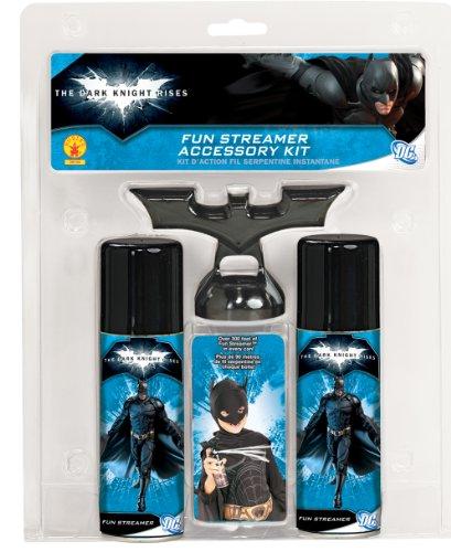 Batman: The Dark Knight Rises: Fun Streamer Action Kit (Blue)