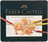 Faber-Castell Polychromos Colored Pencils (sets) set of 24
