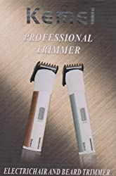 Kemei KM-028 Rechargeable Trimmer & Shaver for Men