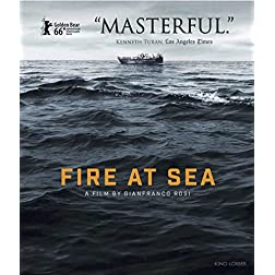 Fire at Sea [Blu-ray]