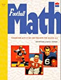 Football Math: Touchdown Activities and Projects for Grades 4-8 (Sportsmath Series)