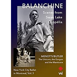 Balanchine: New York City Ballet in Montreal 3