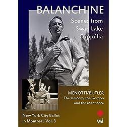 Balanchine: New York City Ballet in Montreal 3