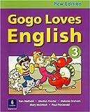 Gogo Loves English Student Book(Level : 3)