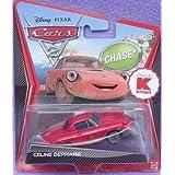 Disney / Pixar CARS 2 Movie 155 Die Cast Car Celine Dephare