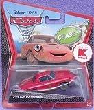 Disney Pixar CARS 2 1:55 Die Cast Car Celine Dephare *CHASE*