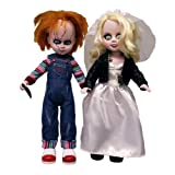 Chucky and Tiffany Living Dead Dolls Set