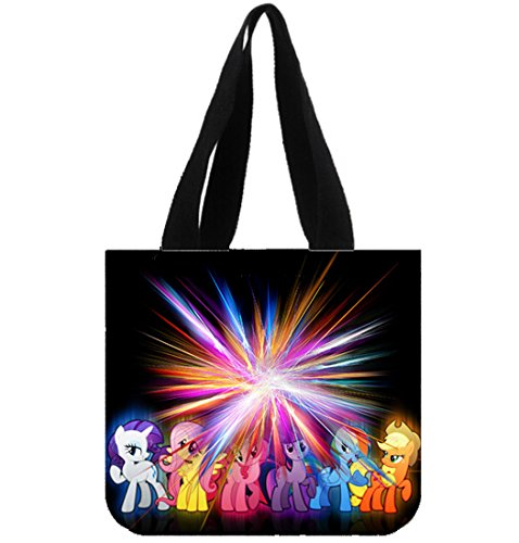 My Little Pony Canvas Handbag Shoulder Totes Bags