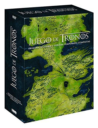 Juego De Tronos - Temporadas 1-3 [DVD]