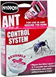 2 X Nippon Ant Control System with 2 Traps and 25g Ant Killer Liquid