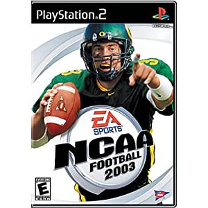 Amazon.com: NCAA Football 2003: Unknown: Video Games