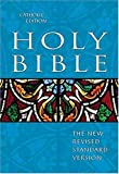 Nrsv Catholic Edition Bible (0840785526) by Thomas Nelson