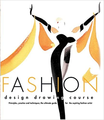 Fashion Books On Amazon Fashion Design Drawing Course