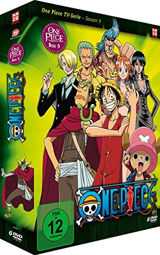 One Piece, Volume 9 (DVD)