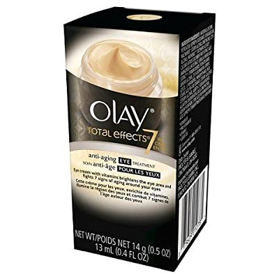 Olay Total Effects Anti-Aging Eye Cream Treatment 0.5 Oz TRG