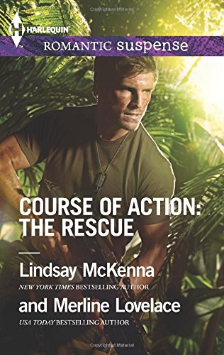 Course Of Action: The Rescue: Jaguar Night\Amazon Gold (Harlequin Romantic Suspense)